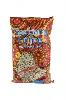 Äthiopischer Rohkaffee Yirgacheffe