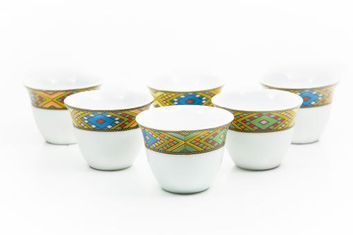 Kaffeetassen 12 Stk - Tibib