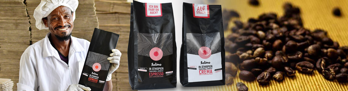 Slide Solino Kaffee
